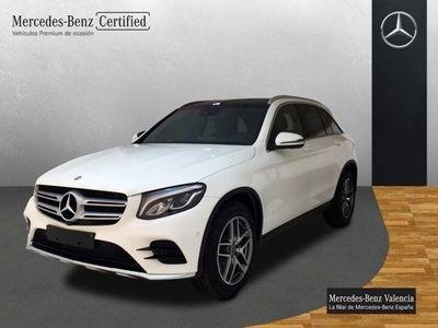 usado Mercedes GLC250 4M SUV