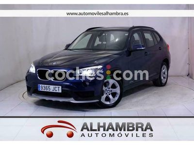 usado BMW X1 Sdrive 18da 150 cv en Madrid