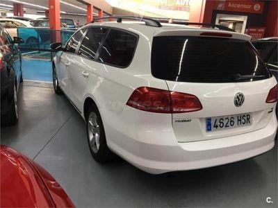 usado VW Passat Variant 1.6 Tdi 105cv Bluemotion 5p. -13
