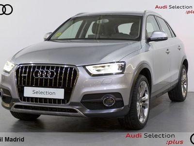usado Audi Q3 2.0TDI Advanced Ed. quattro S-Tronic