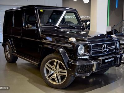 """gebraucht Mercedes G500 LARGO AUT - KIT G63 AMG - 20"""" - DESIGNO - TECHO"""