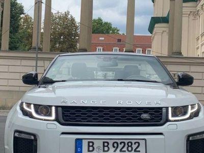 usado Land Rover Range Rover evoque Convertible 2.0TD4 SE Dynamic 4WD 180 Aut.