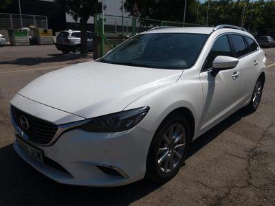 used Mazda 6 W. 2.2DE Style+ (Navi) 110kW