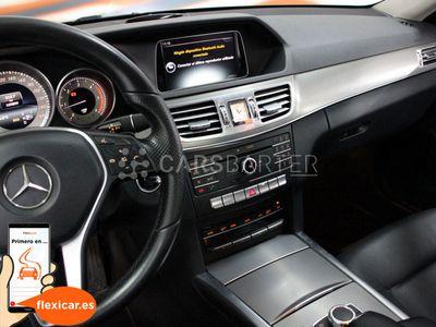 usado Mercedes E200 E200 BlueTEC Elegance 4p