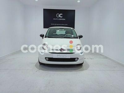 usado Fiat 500 1.0 Hybrid Cult 52kw 70 cv en Avila