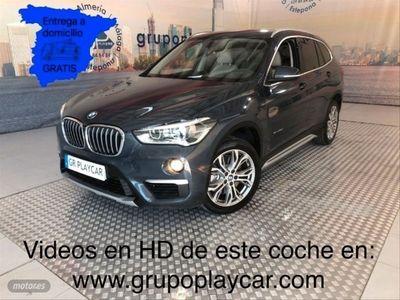 usado BMW X1 sDrive20dA