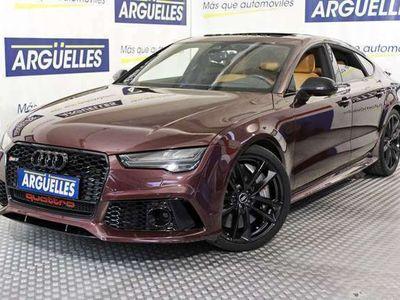 usado Audi RS7 Sportback 4.0 TFSI performance Q. Tip.