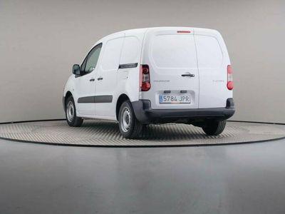 usado Peugeot Partner Furgón 1.6HDI Confort L1 75