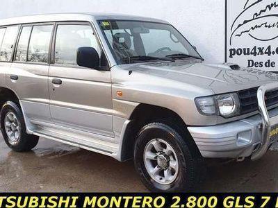 usado Mitsubishi Montero Largo 2.8 Tdi GLS Plus