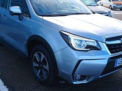 usado Subaru Forester 2.0i GLP Executive CVT