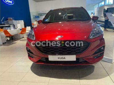 usado Ford Kuga 2.0 Ecoblue Mehv St-line X Fwd 150 150 cv en Barcelona