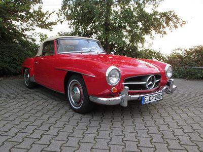 usado Mercedes 190 SL