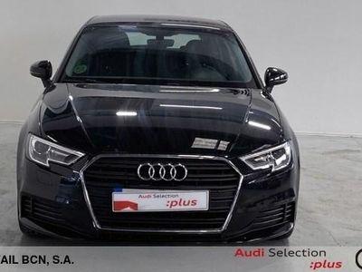 usado Audi A3 Sportback 2.0 TDI 110 kW (150 CV) Diésel Negro matriculado el 08/2018