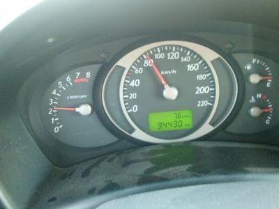 gebraucht Hyundai Tucson 2.0 COMFORT 4X2 -06