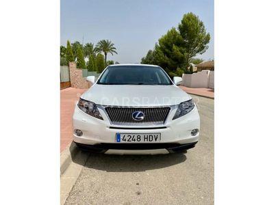 usado Lexus RX450h 450h President 220 kW (299 CV) 5p