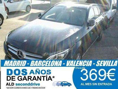 usado Mercedes C220 d 4M Sportive Avantgarde Estate