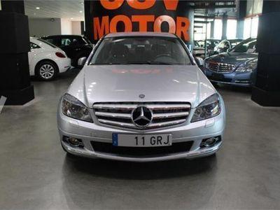 usado Mercedes C220 Clase CCdi Blue Efficiency 4p. -10