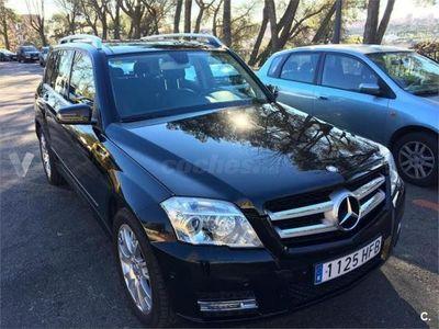 usado Mercedes GLK220 Clase GlkCdi 4m Be Edicion Limitada 5p. -11
