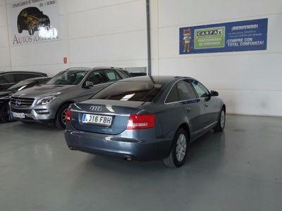 usado Audi A6 2.0TDI Multitronic DPF,navegador,xenon