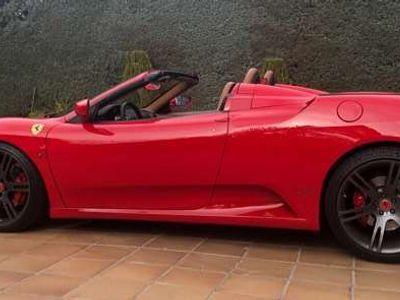 usado Ferrari F430 Spider F1 Único Dueńo y Nacional