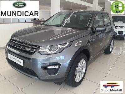 usado Land Rover Discovery Sport 2.0TD4 SE 4x4 180