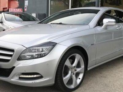 gebraucht Mercedes CLS350 350CDI BE 4M Aut.