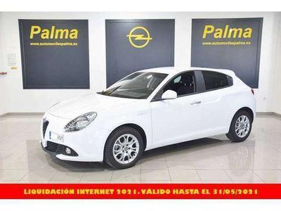 usado Alfa Romeo Giulietta 1.6JTD 120