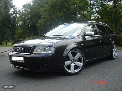 usado Audi RS6 4.2 quattro