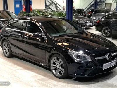usado Mercedes CLA220 Shooting Brake CLA CDI Aut. Urban