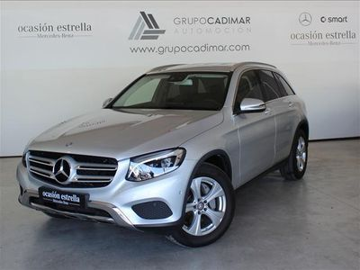 usado Mercedes GLC220 d 4Matic