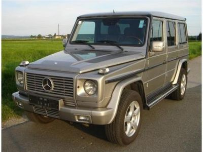 usado Mercedes G270 Cdi