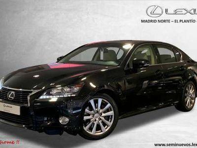 usado Lexus GS300h Executive. 299€/mes.