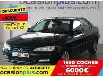 usado Peugeot 406 2.1 STDT (110 CV)