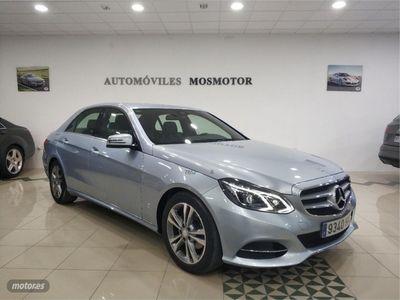 brugt Mercedes E220 Clase EBlueTEC Avantgarde Plus