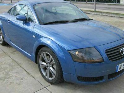 usado Audi TT Coupé 1.8T quattro 6vel. 180