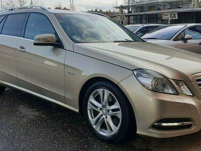 usado Mercedes E350 Clase ECDI 4MATIC BE Avantgarde Estate
