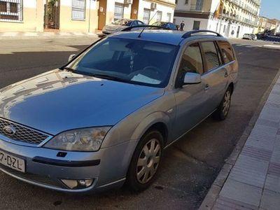 usado Ford Mondeo Wagon 2.0TDCi Futura X