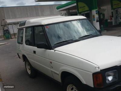 usado Land Rover Discovery 2.5 TDI KAT