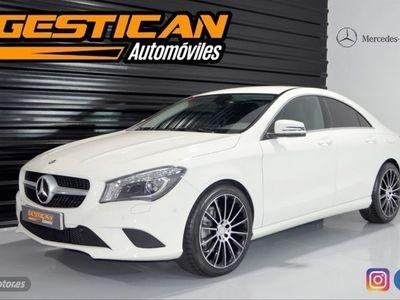 usado Mercedes CLA220 Clase CLAd Urban
