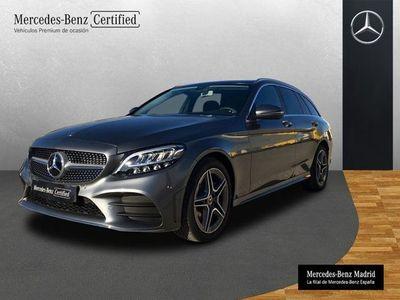 usado Mercedes C200 ESTATE