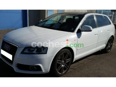 usado Audi A3 Sportback 2.0 TFSI 200cv Ambition