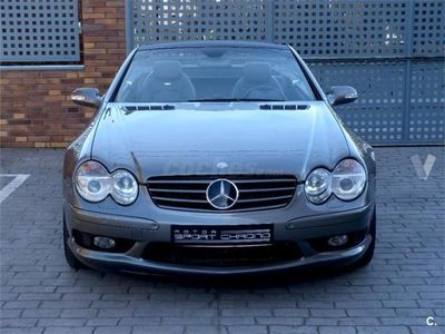 usado Mercedes SL55 AMG Clase SlAmg 2p. -03
