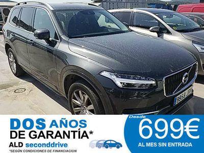 usado Volvo XC90 2.0 D5 AWD Momentum Auto 7 Plazas 173kW (235C