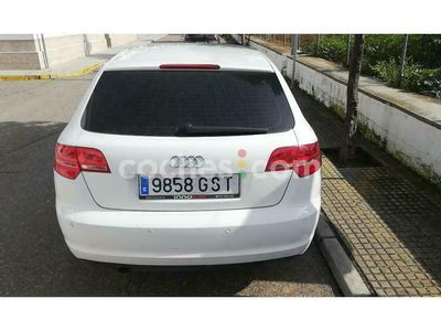usado Audi A3 Sportback 1.6tdi Ambiente 105 cv en Cordoba