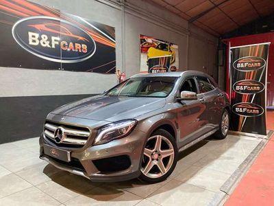 usado Mercedes GLA200 dAMG Line 7G-DCT