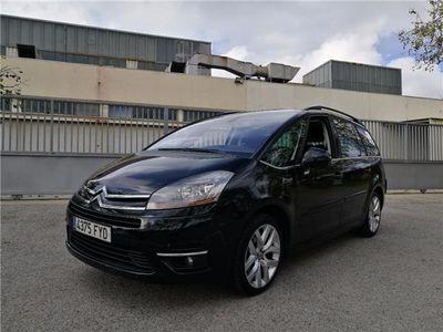 usado Citroën C4 Picasso 2.0HDI Exclusive CMP 7plz. PARA PROFESSIONALES!