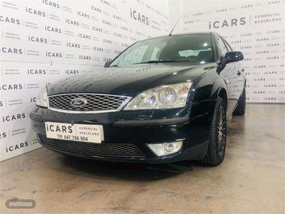 used Ford Mondeo 2.0TDCi Ghia