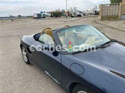 usado Porsche Boxster 220 cv en Zaragoza