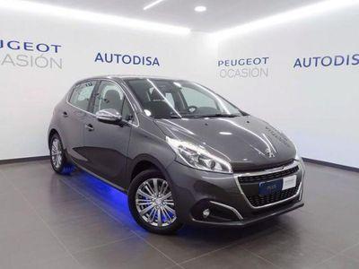 usado Peugeot 208 1.2 PureTech S&S Allure 82