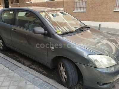 usado Toyota Corolla 1.6 Vvt-i Sol 110 cv en Madrid